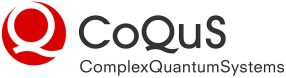 Doctorate Program on Complex Quantum Systems (CoQuS)